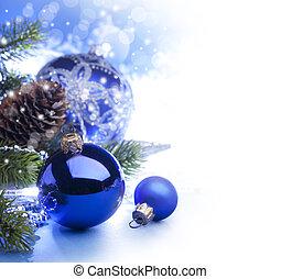 Kunst-Weihnachtsgrußkarte