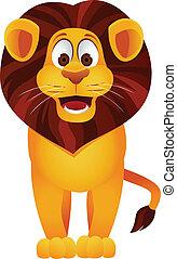 Löwen Cartoon