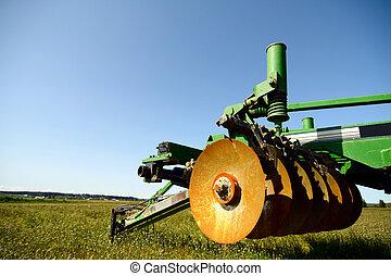 Landwirtschaftsmaschinerie