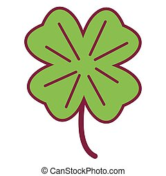 Leaf Natursymbol.