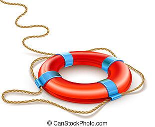 leben, begriff, rettung, zeichen, währung, hilft, ring, euro, krise, boje