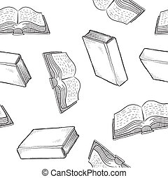 Leichte Buchgeschichte