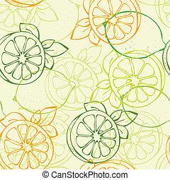 Lemon nahtlos