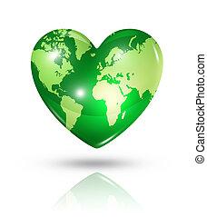 Liebe Erde, Herzleiden