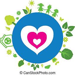 Liebe unsere Erde