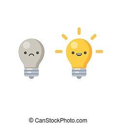 Lightbulb Ikone