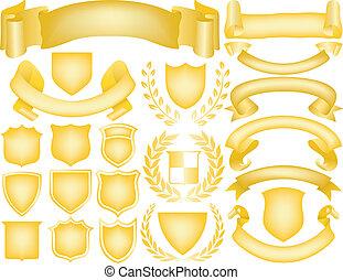 logos, elemente