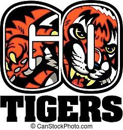 Los, Tiger.