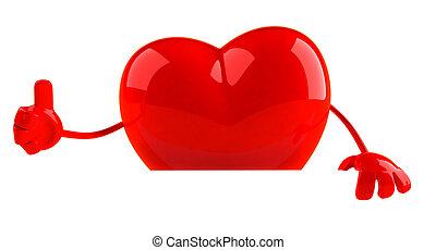 Lustiges Herz
