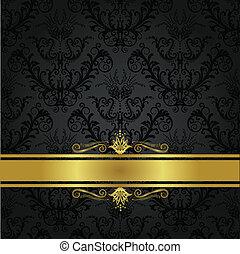Luxuskohle und Goldbarren