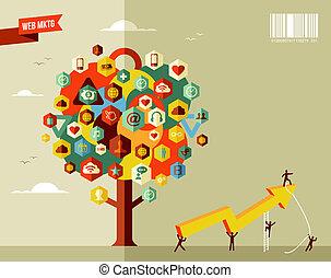 Marketing-Baum