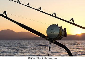 Marlin angeln.