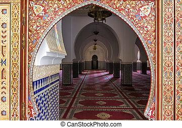 marokkanische Architektur.
