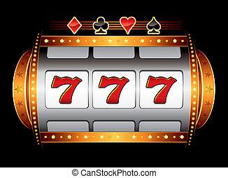 maschine, kasino