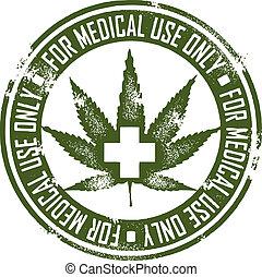 medizin, marihuana