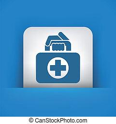 Medizinisches Icon