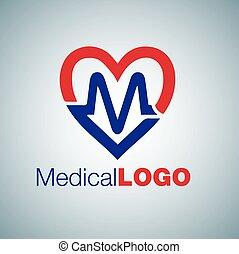 Medizinisches Logo 3.