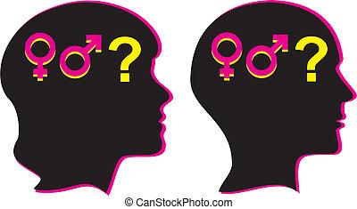 Menschliches Geschlecht - Sexualität