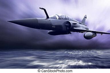 militaer, airplan, geschwindigkeit