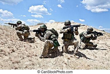 militaer, betrieb