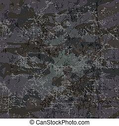 militaer, kopie, hintergrund, (vector), raum