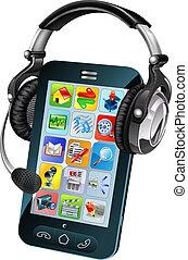 Mobile Telefongespräche