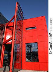 Moderne Architektur abstrakt
