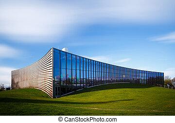 Moderne Architektur.