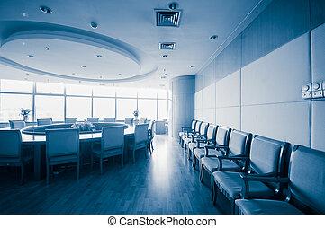 Moderne Büroräume.