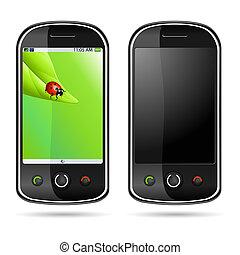 Modernes Handy