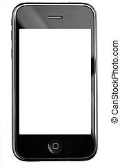 Modernes Touch-Screen-Telefon