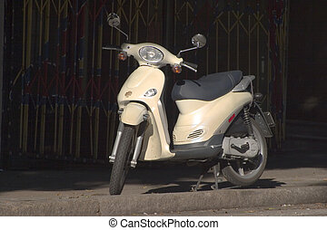 Motorroller Nr. 2