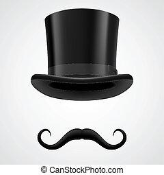 Moustaches und Herdrohr hat Magier.