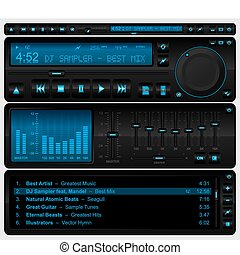 Multimedia-Player-Interface.