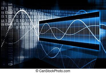 Multimedia-Technologie-Daten