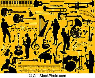musik, elemente