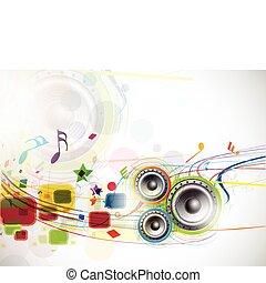 Musik Hintergrund