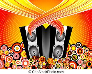 Musik ist geplatzt