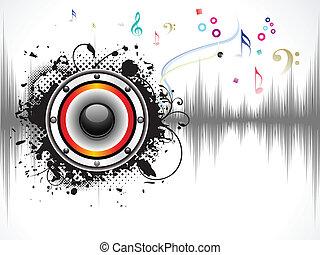 Musikalische Hintergrundmusik abbrechen