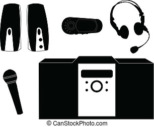 Musikausrüstung