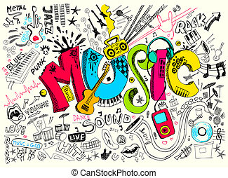 Musikdoodle