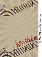 Musikvektor