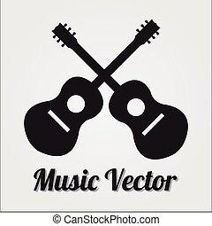 Musikvektor.
