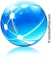 Netzwerk-Ikone