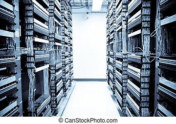 Netzwerkdatencenter