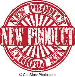 Neuer Produktstempel, Vektor