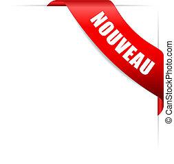 Nouveau (ing. Neue Eckenbänder