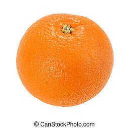 Nur eine volle Orange