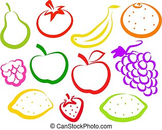 Obst-Ikonen