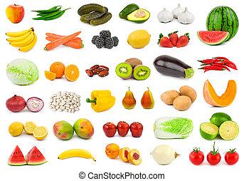 Obst und Gemüse
